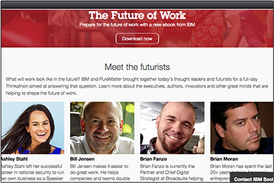 The Future of Work IBM