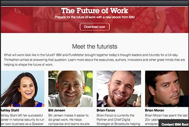 The Future of Work IBM