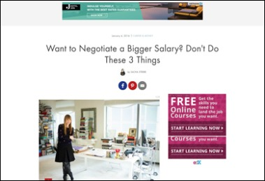 Want to Negotiate a Bigger Salary? Don't Do These 3 Things